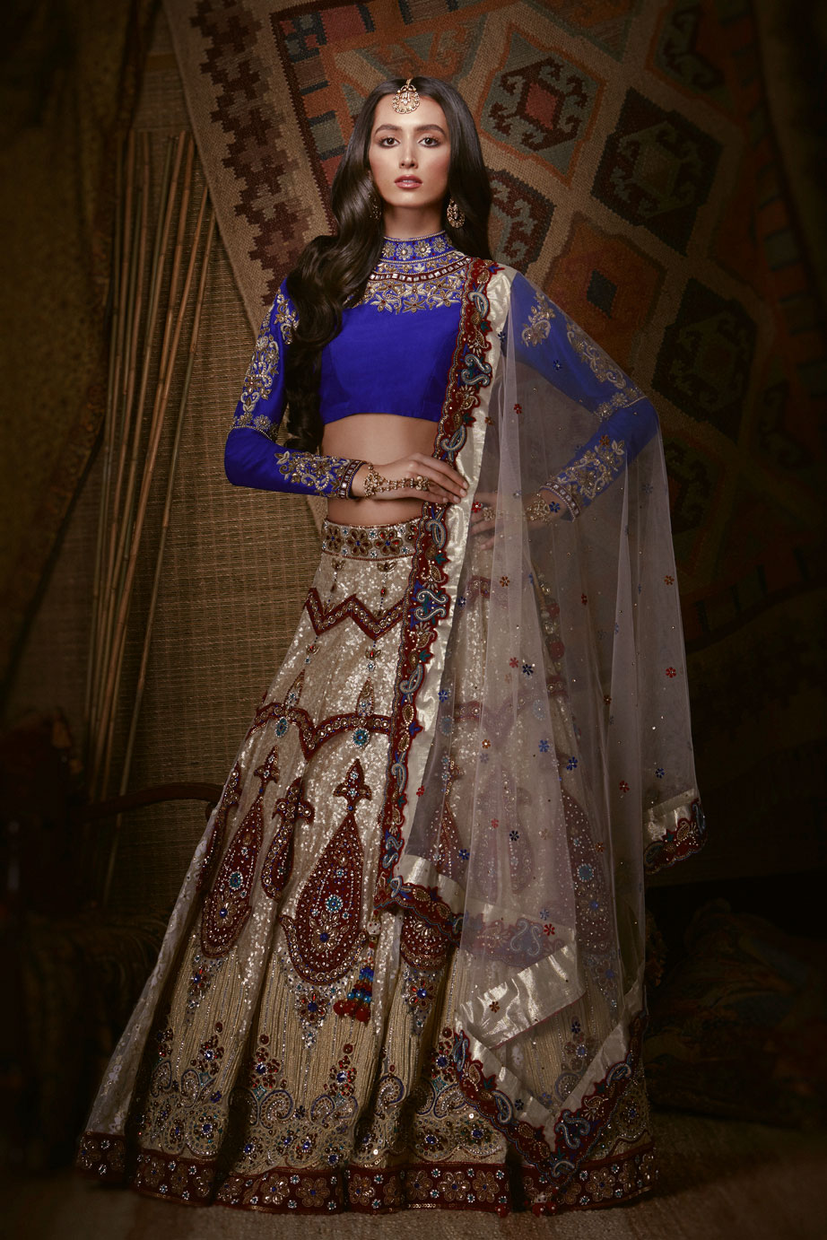 Indian Bridal Traditional Wear Indian Wedding Outfit Traditional ...
