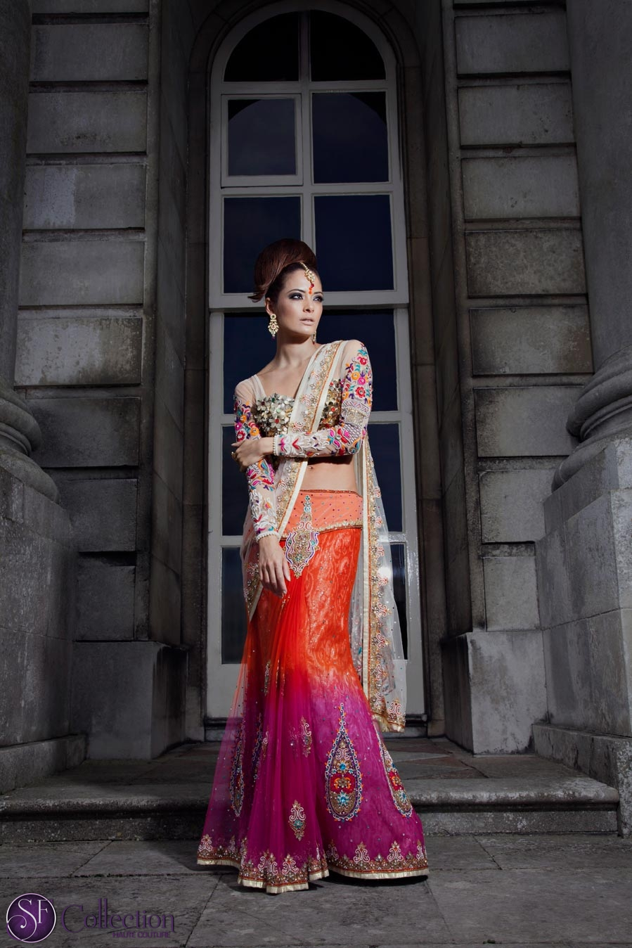 Indian Bridal Traditional Wear Indian Wedding Outfit ...