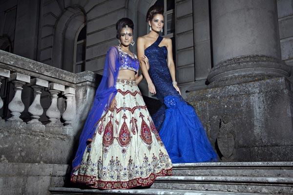 Indian Bridal Wear Dresses